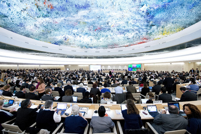 UN Menschenrechtsrat - Menschenrechte der Wanderarbeiter