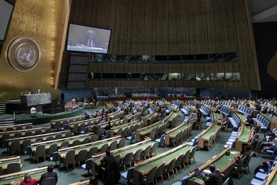 UN Vollversammlung - Wanderarbeiterkonvention