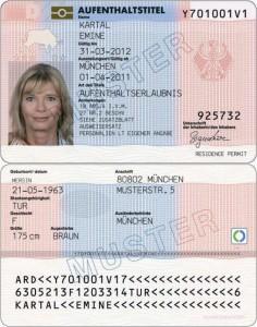Aufenthaltstitel 236x3001 - Rechte legaler, regulärer Migranten