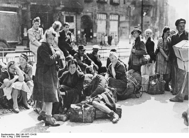 Berlin, Flüchtlinge